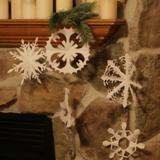 National Make Cut Paper Snowflakes Day