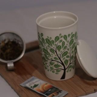 Apricot Amaretto Tea