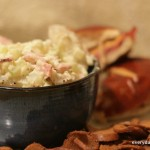 Pastrami Potato Salad