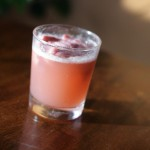 Rhubarb GInger Punch