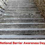 National Barrier Awareness Day