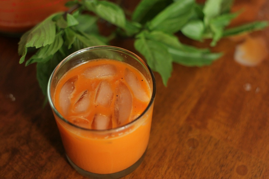 Sweet Thai Iced Tea