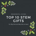 10 STEM Gifts for the Big Kid