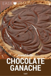 Made easy with cookie dough you buy from the store, made amazing with chocolate