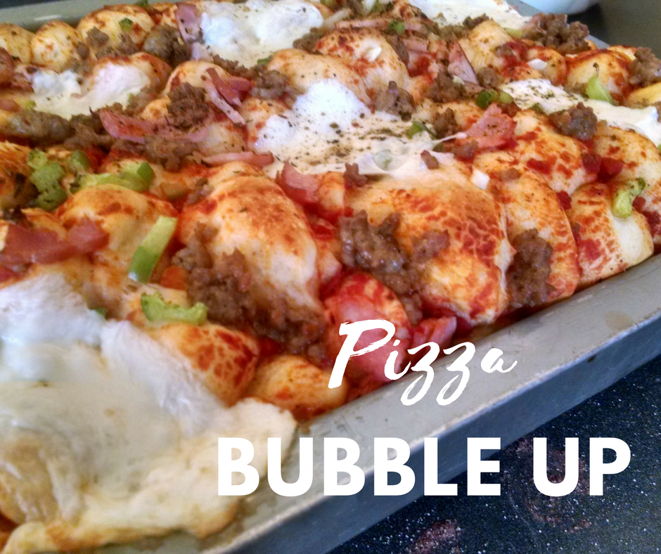 Pizza Bubble Up